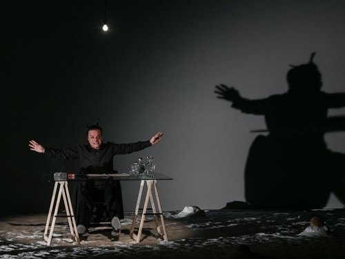 THE NIGHT WRITER. GIORNALE NOTTURNO
